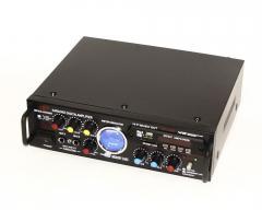 Усилитель звука с караоке Mega Sound AV-339B 2*120