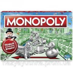 Настольная игра Hasbro Классическая Монополия