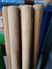 Wood handles for tools