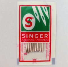Иглы для стрейч тканей Singer №80/11 (1 игла)