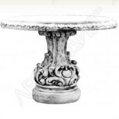 Furniture garden and park: Table of Art.No. 255 of