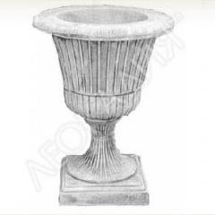 Vases concrete TM of Leokadiya Art.No. 110