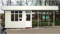 Passenger shelters