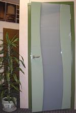 Міжкімнатні двері із МДФ