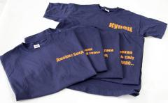 Промо-футболки