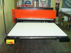 Thermopress for sublimation