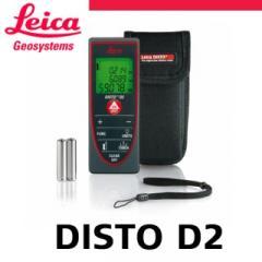 Рулетки лазерные, Лазерный дальномер Leica DISTO