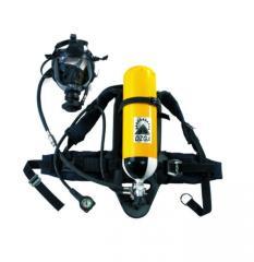 Дихальний апарат на стисненому повітрі МК2