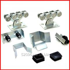 Accessories for retractable gate (accessories,