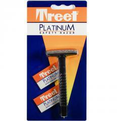 Классический станок для бритья «Treet® Platinum