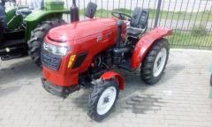 Мини-трактор Синтай-220P с раздвижной передней