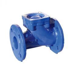 Sharovy backpressure valve