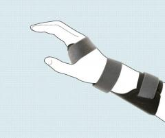 Orthoses on a wrist brush hinged (devices), Sale