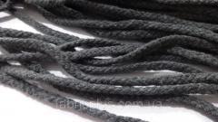 Шнур Коб 5 мм темно-серый