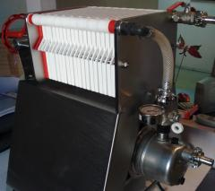 Filter Press 200х200 (CZECH REPUBLIC)