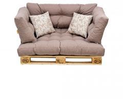 Подушки Comfort/Beige , подушки для садовой мебели