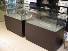 Витрины стеклозеркальные (заказать витрину стеклянную, витрина зеркальная)
