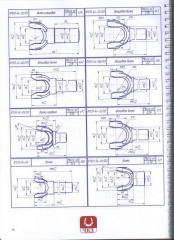 Поковки Вилка R1131-24-03 купить оптом под заказ