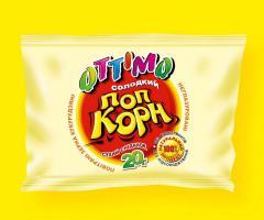 Popcorn of sweet 20 g