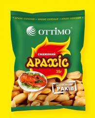 Roasted peanuts with taste of crayfish, 35 g