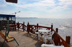 Мини пансионат на берегу залива