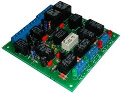 Controller of access SHLYUZ-2, organization of