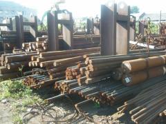 Steel 40X circle (st40kh), Circle steel 40X (St