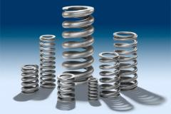 Compression springs - production and realization,
