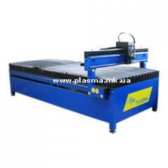 Metal-cutting machines of plasma cutting with