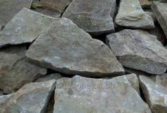 Sandstone Carpathian relief