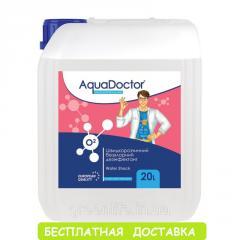 Жидкий дезинфектант на основе активного кислорода
