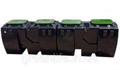 Separators, oil products