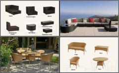 Chairs wattled Mazuv