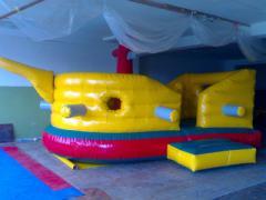 Designs inflatable Kharkiv