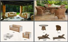 Exclusive furniture of Mazuv