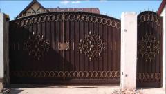 Ворота кованые, куплю кованые ворота, купить
