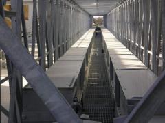 Цепные транспортеры, используются для перемещения