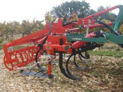 Cultivators for gardens and vineyards