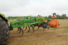 Агрегаты для предпосевной обработки почвы -