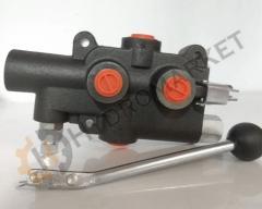 Гидрораспределитель моноблочный (клапан)
