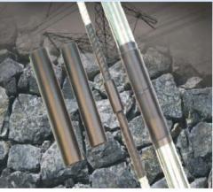 Среднестенные трубки с герметиком расплава