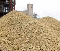 Камень известняковый для сахарной промышленности