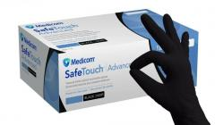Нитриловые перчатки SafeTouch® Advanced...