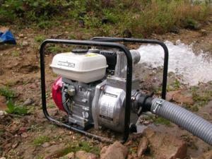 Мотопомпа для перекачки воды Протон