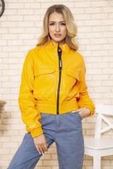 Куртка женская 119R257 цвет Темно-желтый