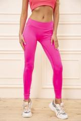 Лосины женские 117R038-1 цвет Розовый