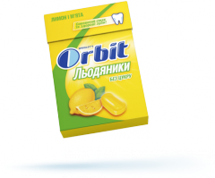 ORBIT® LODYANIKI LEMON І M'YATA