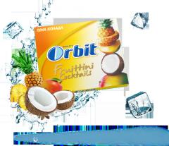 ORBIT® FRUITTINI P_NA PACK