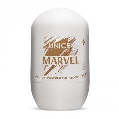 Женский роликовый дезодорант-антиперспирант Unice Marvel, 40 мл