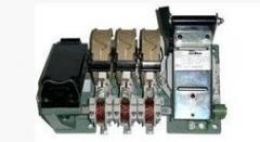 Contactors of ES-160, ES-100, ES-250, ES-400,